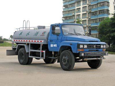 CLW5100GSST4型洒水车