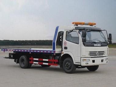 CLW5080TQZ4型清障车