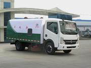 CLW5070TSL4型扫路车