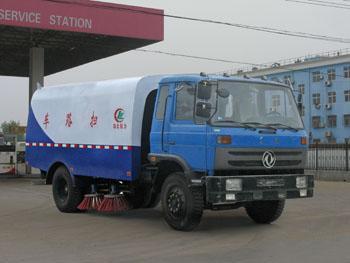 CLW5122TSLT4型扫路车