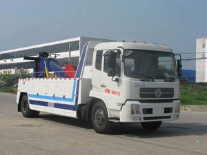 CLW5160TQZD4型清障车