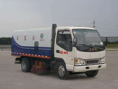 CLW5070TSLH4型扫路车