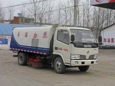 CLW5071TSL4型扫路车