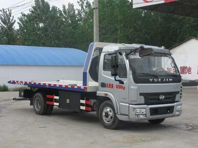 CLW5080TQZN4型清障车