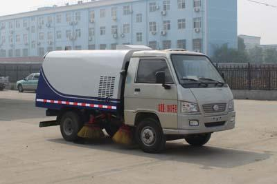 CLW5040TSLB4型扫路车