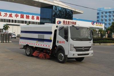 CLW5080TSL4型扫路车