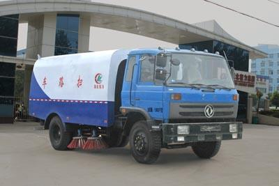 CLW5160TSLT4型扫路车