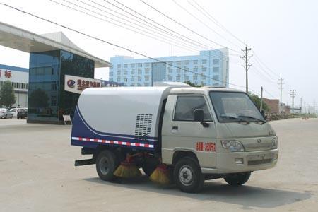 CLW5041TSLB4型扫路车